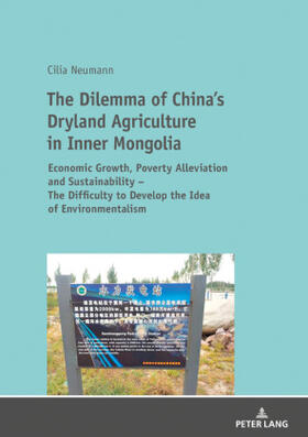 The Dilemma of China's Dryland Agriculture in Inner Mongolia