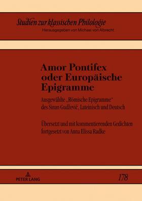 Amor Pontifex oder Europäische Epigramme