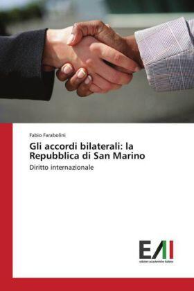 Farabolini | Gli accordi bilaterali: la Repubblica di San Marino | Buch