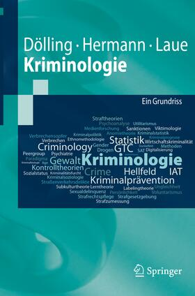 Dölling / Hermann / Laue | Kriminologie | Buch