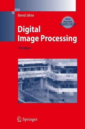 Jähne | Digital Image Processing and Image Formation | Buch