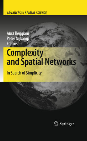 Reggiani / Nijkamp | Complexity and Spatial Networks | Buch