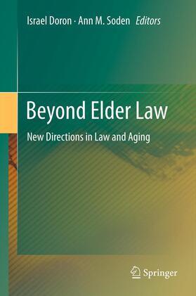 Doron / Soden | Beyond Elder Law | Buch