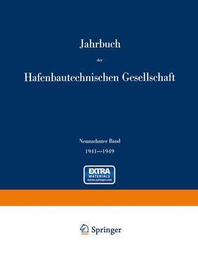 Jahrbuch der Hafenbautechnischen Gesellschaft