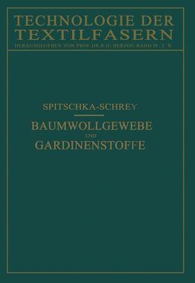 Baumwollgewebe und Gardinenstoffe