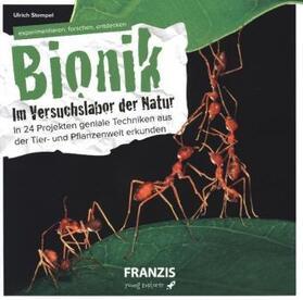 Stempel | Bionik - Im Versuchslabor der Natur | Buch
