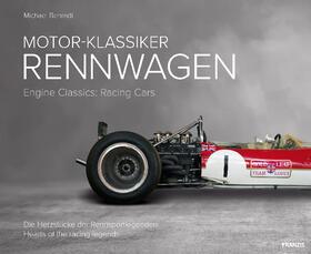 Motor-Klassiker: Rennwagen