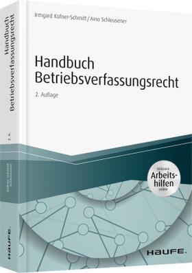 Handbuch Betriebsverfassungsrecht - inkl. Arbeitshilfen online