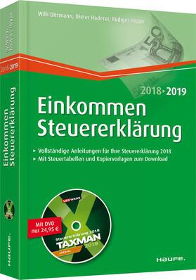 Einkommensteuererklärung plus DVD