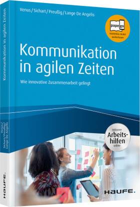 Kommunikation & Agilität - inkl. Arbeitshilfen online