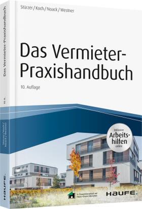 Das Vermieter-Praxishandbuch - inkl. Arbeitshilfen online