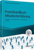 Praxishandbuch Mitarbeiterführung - inkl. Arbeitshilfen online