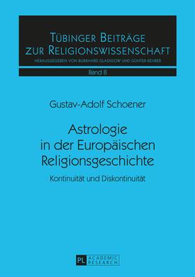 Astrologie in der Europäischen Religionsgeschichte
