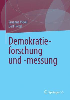 Demokratieforschung und -messung