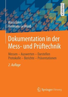 Dokumentation in der Mess- und Prüftechnik