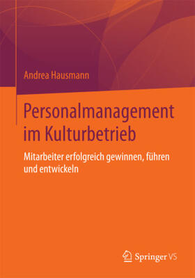 Personalmanagement im Kulturbetrieb