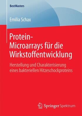 Protein-Microarrays für die Wirkstoffentwicklung