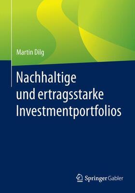 Nachhaltige und ertragsstarke Investmentportfolios