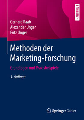 Methoden der Marketing-Forschung