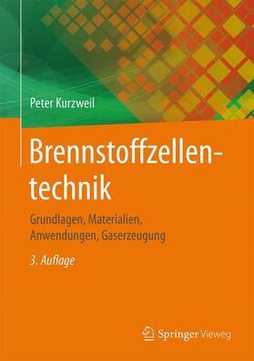Kurzweil   Brennstoffzellentechnik   Buch