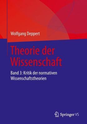 Deppert | Theorie der Wissenschaft | Buch