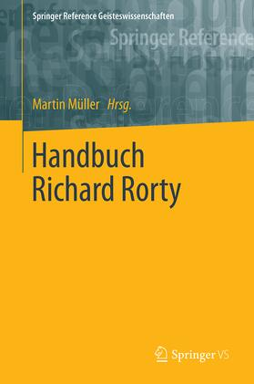 Handbuch Richard Rorty
