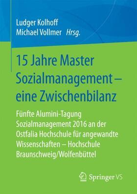 15 Jahre Master Sozialmanagement – eine Zwischenbilanz