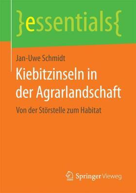 Kiebitzinseln in der Agrarlandschaft