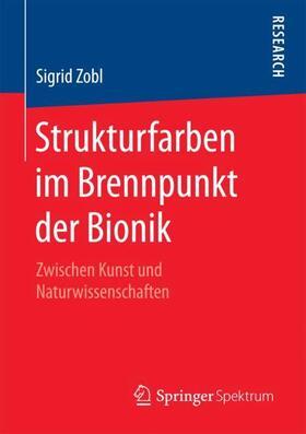 Strukturfarben im Brennpunkt der Bionik