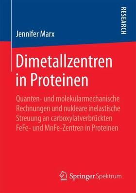 Dimetallzentren in Proteinen