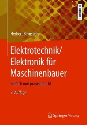 Elektrotechnik/Elektronik für Maschinenbauer