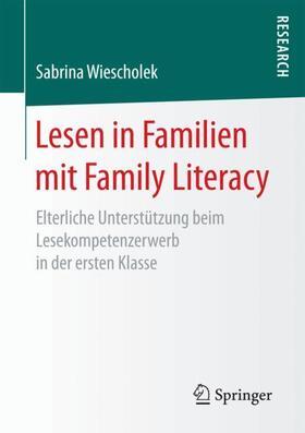 Lesen in Familien mit Family Literacy