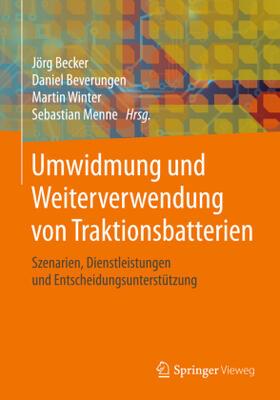 Umwidmung und Weiterverwendung von Traktionsbatterien