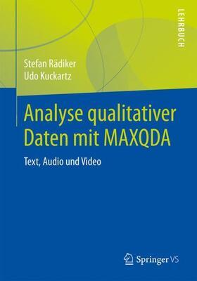 Analyse qualitativer Daten mit MAXQDA