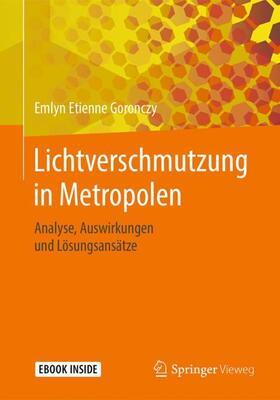 Lichtverschmutzung in Metropolen