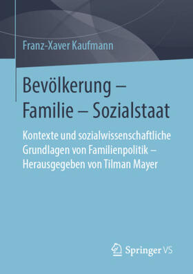 Bevölkerung - Familie - Sozialstaat