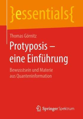 Protyposis – eine Einführung