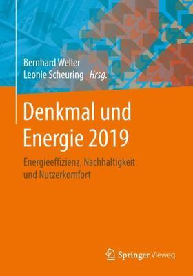 Denkmal und Energie 2019
