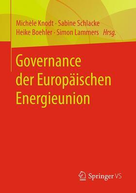 Governance der Europäischen Energieunion