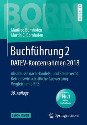 Buchführung 2 DATEV-Kontenrahmen 2018