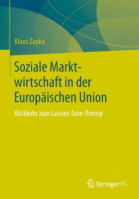 Soziale Marktwirtschaft in der Europäischen Union