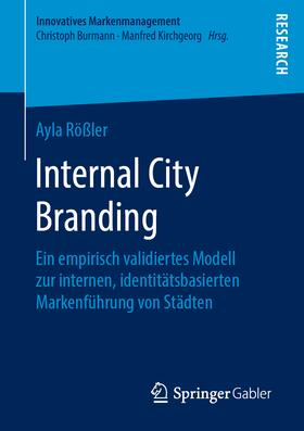 Internal City Branding
