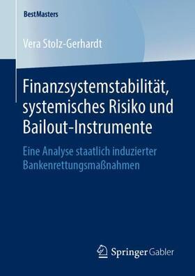 Finanzsystemstabilität, systemisches Risiko und Bailout-Instrumente