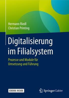 Digitalisierung im Filialsystem