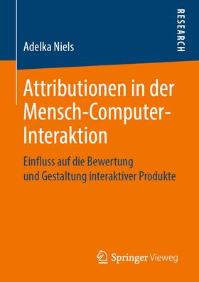 Attributionen in der Mensch-Computer-Interaktion