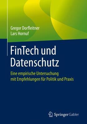 FinTech und Datenschutz