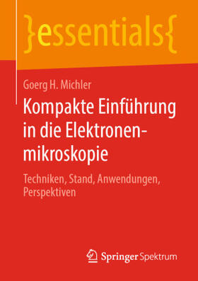 Kompakte Einführung in die Elektronenmikroskopie