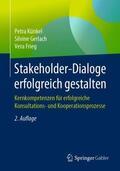 Stakeholder-Dialoge erfolgreich gestalten