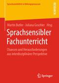Sprachsensibler Fachunterricht