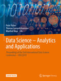 Data Science – Analytics and Applications